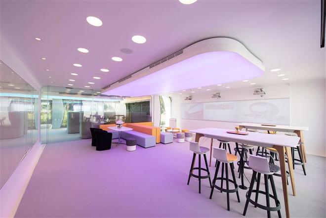 Văn phòng in 3D đầu tiên trên thế giới, xây trong 17 ngày, giá bằng một nửa nhà thường