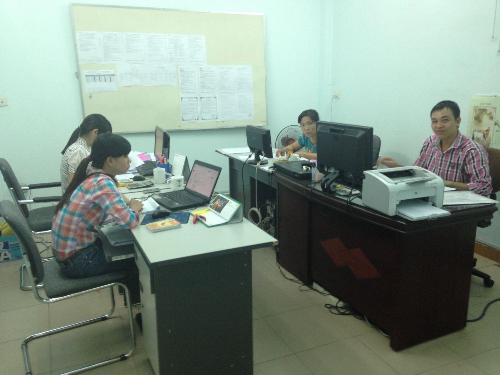 Phòng dịch thuật