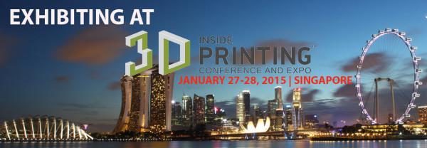 3DMAN tham dự Hội thảo về Công nghệ in 3D tại Singapore
